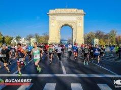 Bucharest Urban Athletics - concurs alergare o mila - 2018