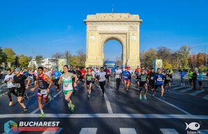Bucharest Urban Athletics - concurs alergare o mila - 2018
