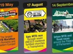 Concursuri ciclism 2019 - NoMad
