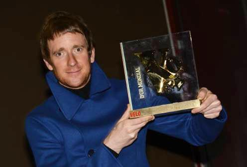 Bradley Wiggins - Velo d'Or