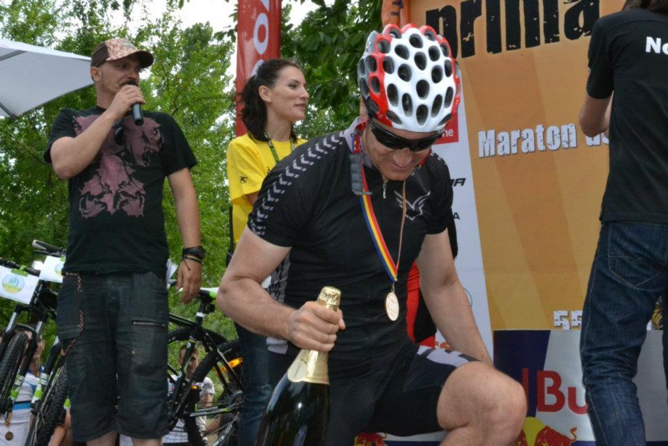 Emil Bituleanu, podium Prima Evadare 2012