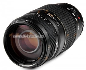 Obiectiv foto Tamron pentru Nikon