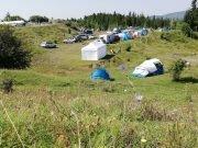 Fara Asfalt la Munte 2019 - zona de camping