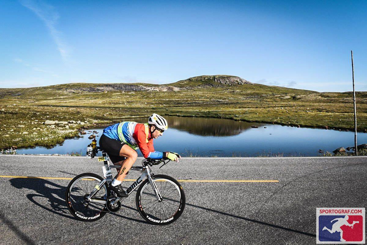 Norseman Triathlon 2019 - Bogdan Ionita - bicicleta