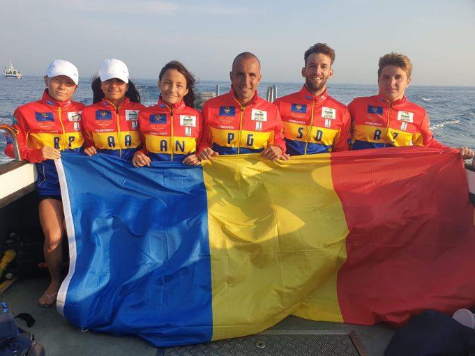 Stafeta Romania - traversare Canalul Manecii - Paul Georgescu