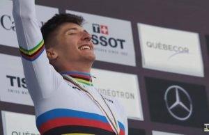 Vlad Dascalu - campion mondial MTB 2019