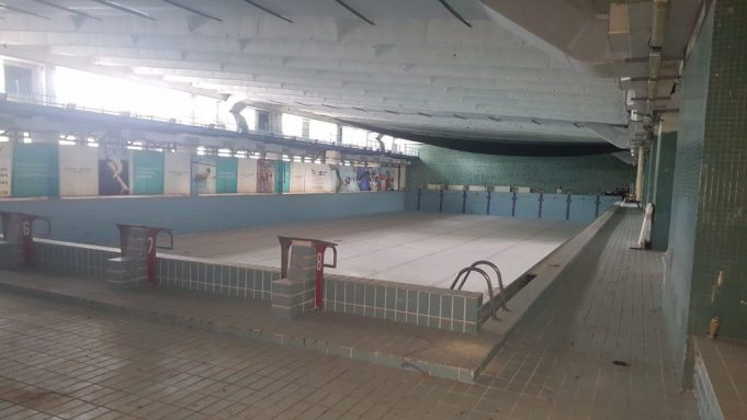 Bazinul olimpic Lia Manoliu