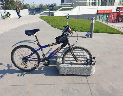 Rastel biciclete - Veranda Mall