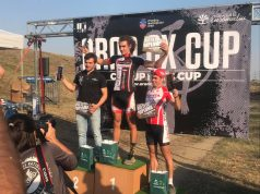 Arad CX Cup 2019 - podium