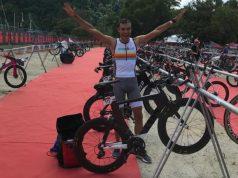 Andrei Dudu - Ironman Malaysia 2019