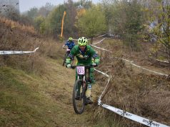 Olah Attila - urcare Bucuresti MTB Race 2019