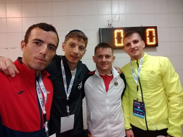 Moldova - Romania - balcaniada maraton