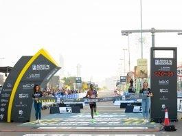 Abu Dhabi Marathon 2019 - winner