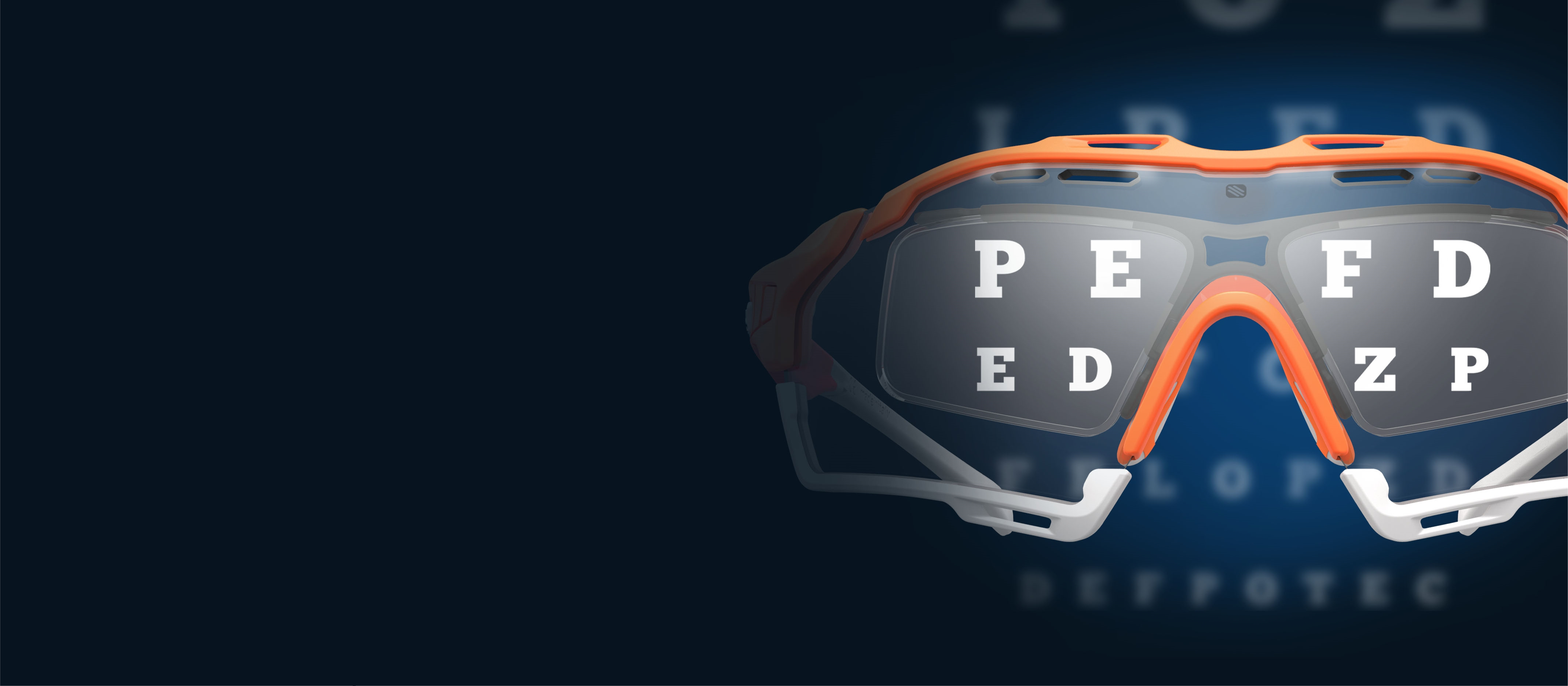 Dioptrii ochelari sport Cutline - Rudy Project