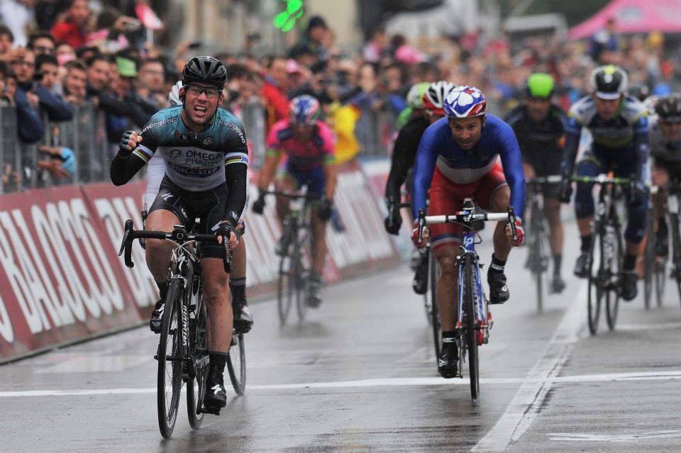 Giro d'Italia 2013 - Mark Cavendish castiga etapa 12