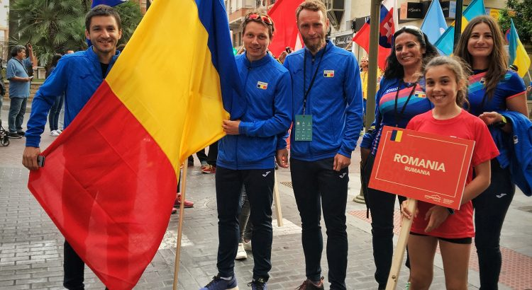 Romania la Campionatul Mondial de Ultra Trail - membrii echipei