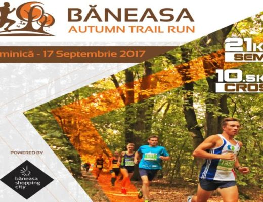 Baneasa Autumn Trail Run 2017