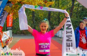 Adela Bălțoi - locul 1 Băneasa Forest Run 2019