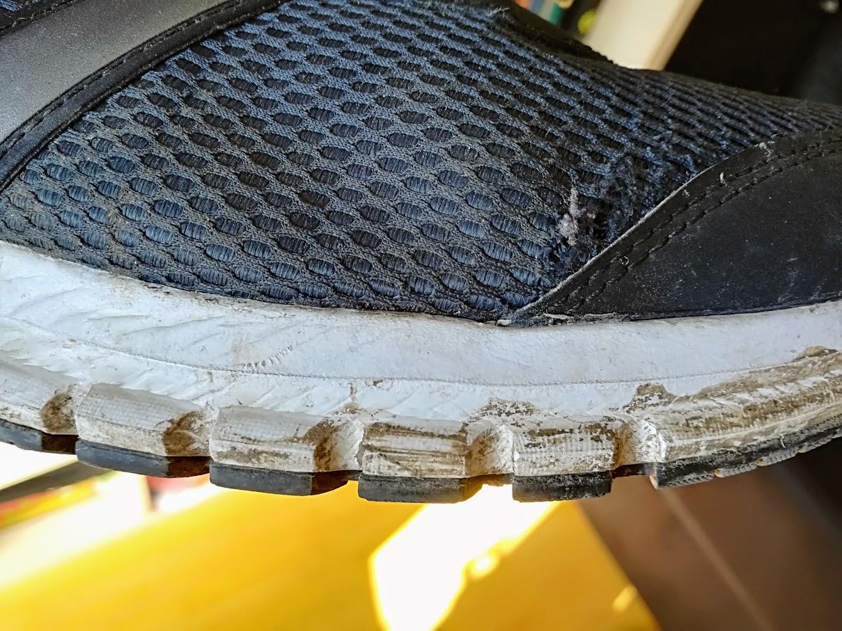 Adidas Neo Cloudfoam - ruptura