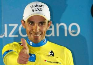 Alberto Contador - castiga Turul Tarii Basce