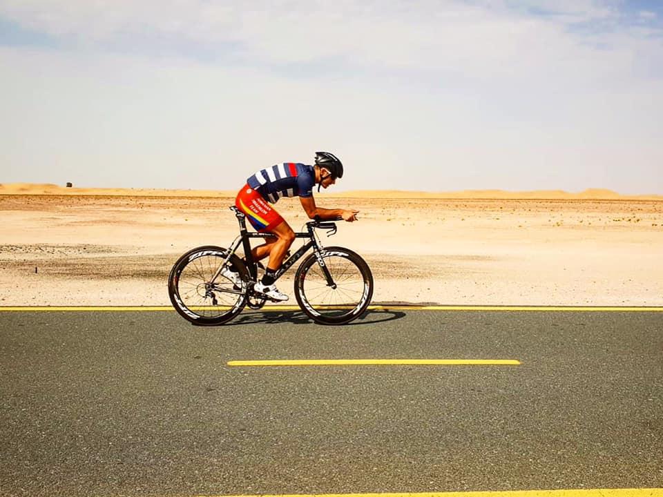 Alex Ion antrenament Dubai