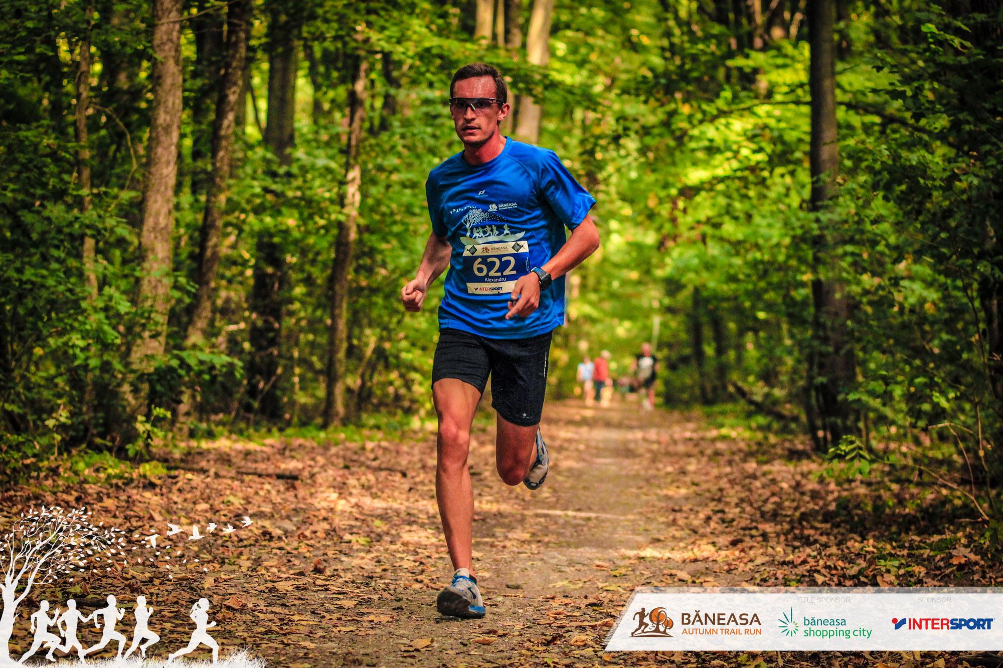 Alexandru Corneschi - Baneasa Autumn Trail Run 2016