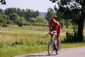 Alexandru Diaconu - ciclism Ironman Oradea 2012