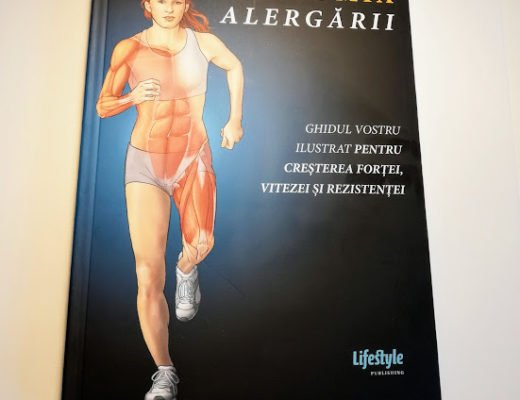 Anatomia alergarii - carte