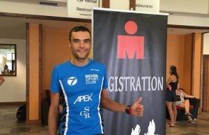 Andrei Dudu - la Ironman Kona 2018