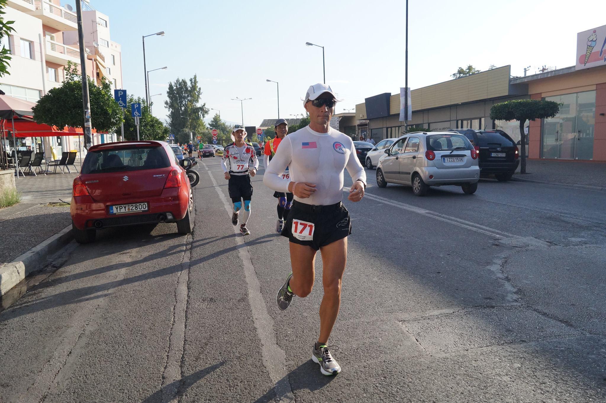 Andrei Nana - Spartatlon 2015