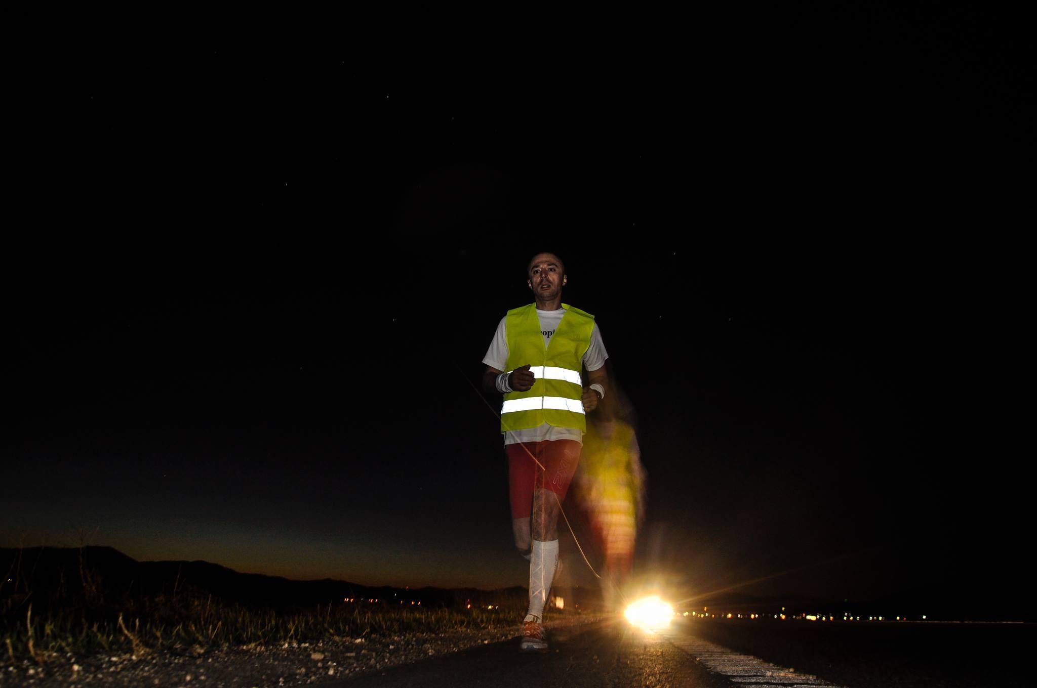 Andrei Rosu alergare