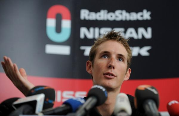 Andy Schleck rateaza Turul Frantei 2012