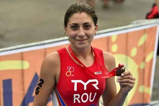 Antoanela Manac - medalie