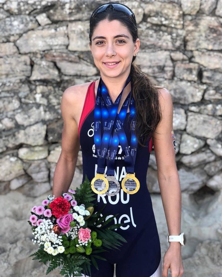 Antoanela Manac - cross duathlon ibiza 2018