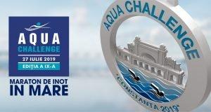 Aqua Challange 2019 - concurs inot in mare