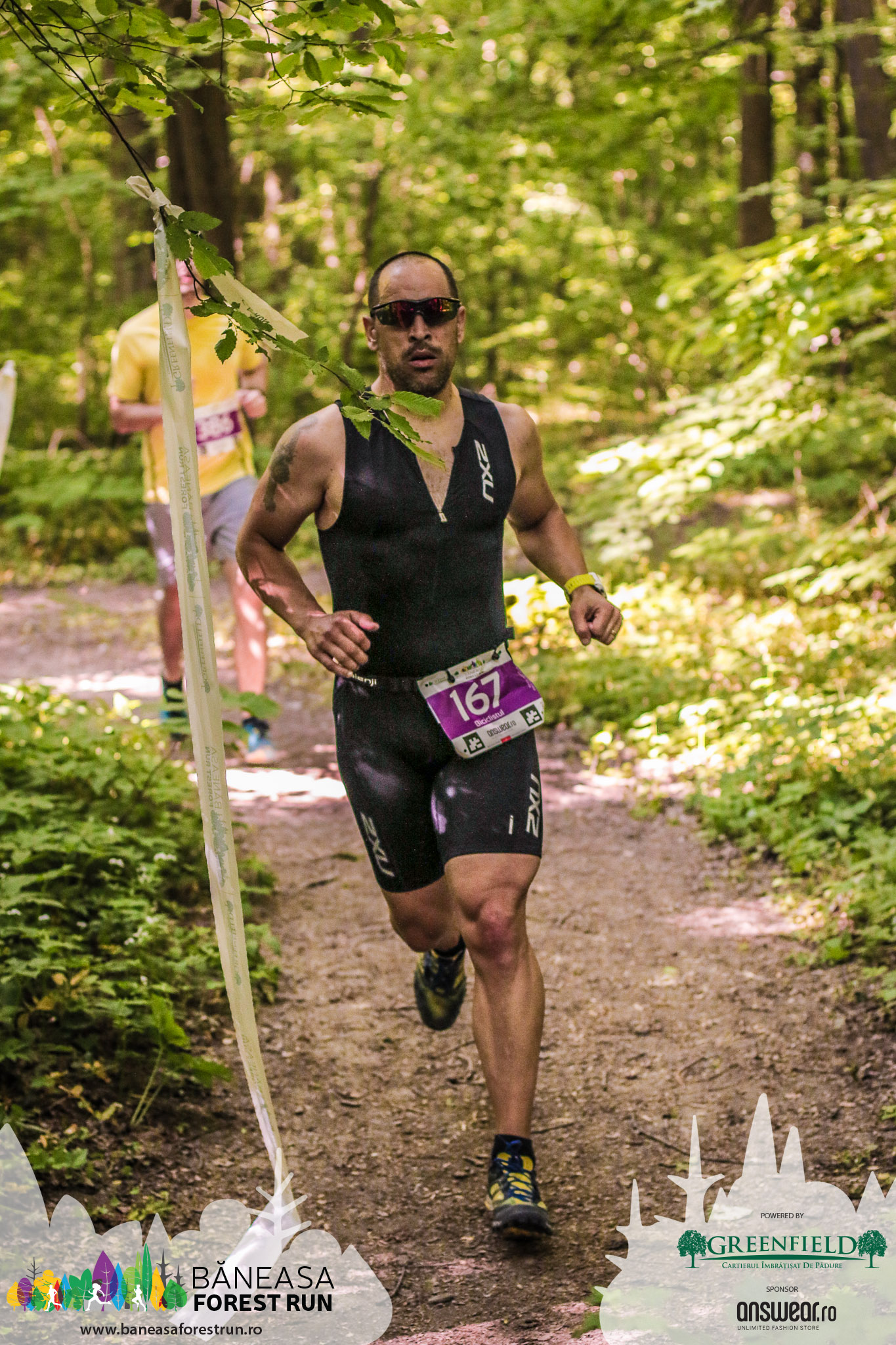 Baneasa Forest Run 2018 - Emilian Nedelcu