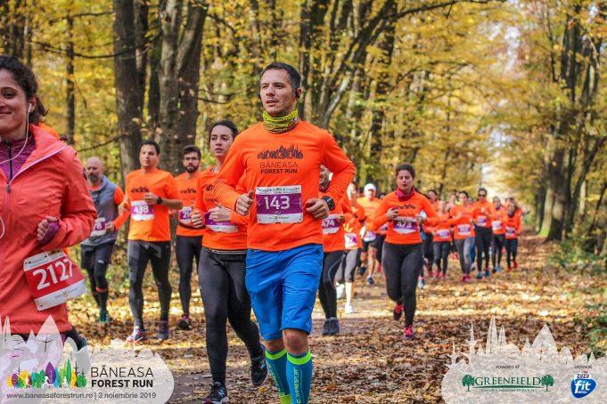 Baneasa Forest Run - editia de toamna 2019