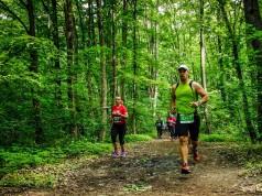 Baneasa Trail Run 2016 - ultmii km prin padure