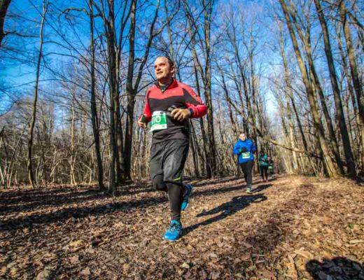 Baneasa Trail Run 2016 - winter race