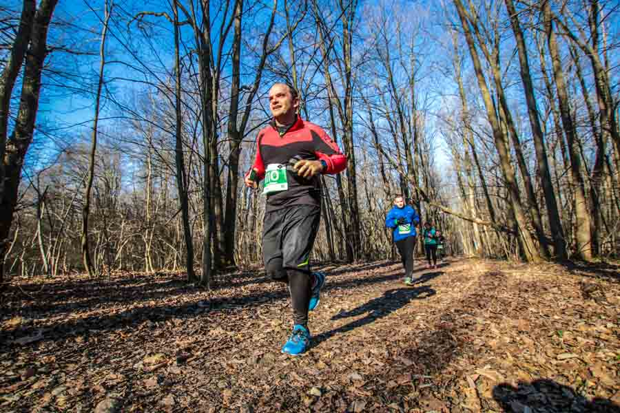 Baneasa Trail Run 2016 - winter race