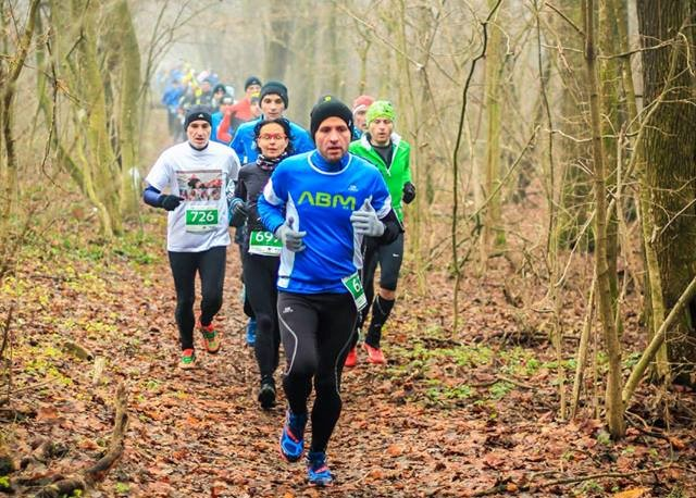 Baneasa Trail Run in 2014