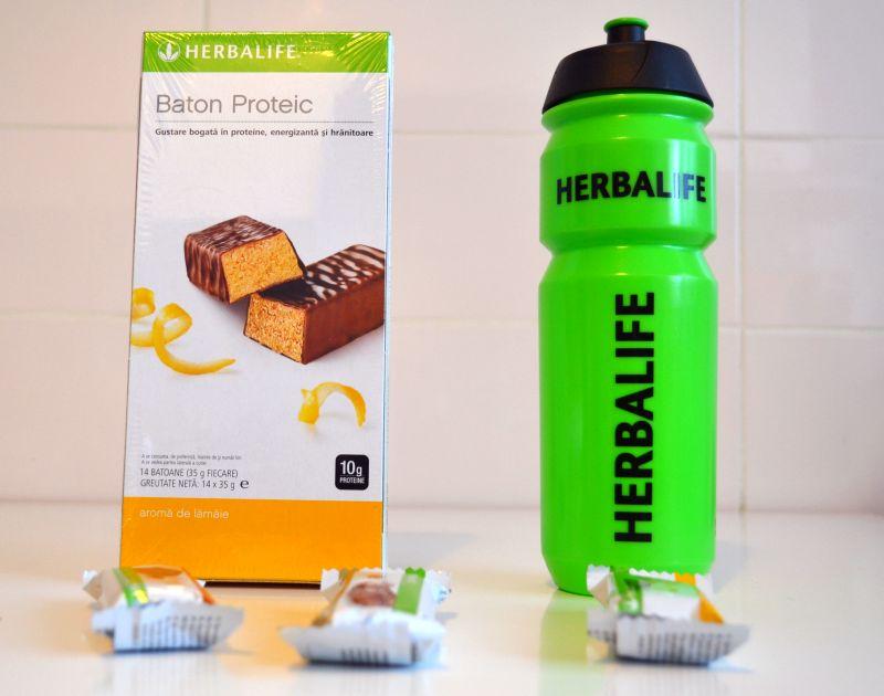 Baton proteic Herbalife