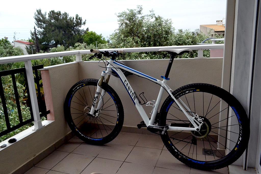 Bicicleta Canyon in Thassos - Velo Bike Rental
