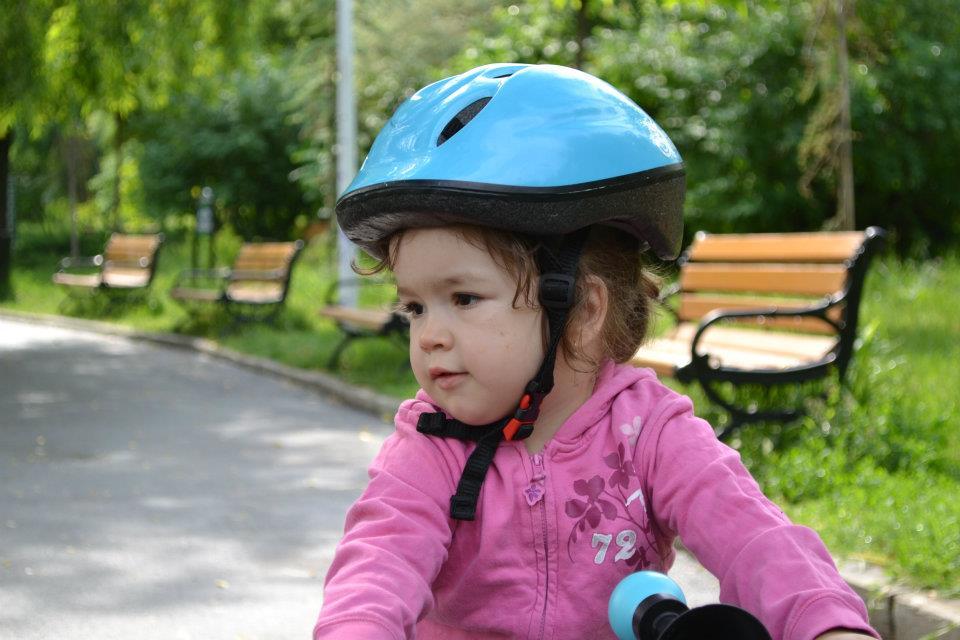 Biciclista Natalia - 2012