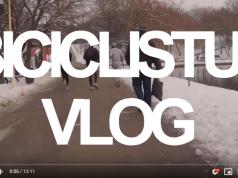 Biciclistul vlogging - ultima alergare inainte de Craciun