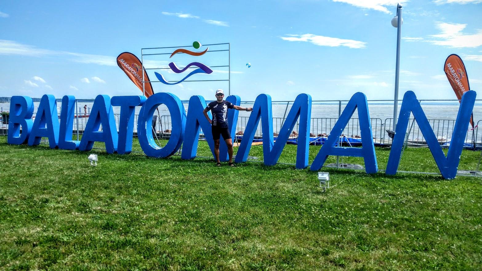 Bogdan Ionita - Ironman Balatonman 2016