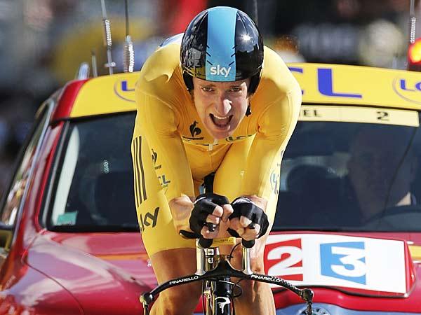 Bradley Wiggins - Turul Frantei 2012