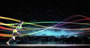 Bucharest After9Cross - concurs alergare noaptea parcul IOR