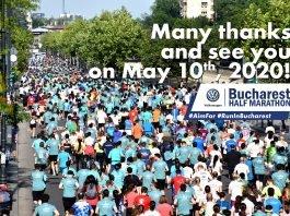Bucharest Half Marathon 2020 - înscrieri deschise