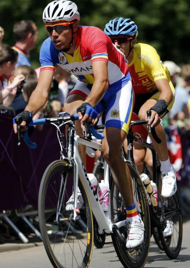 Campionat Mondial Ciclism echipa Romaniei